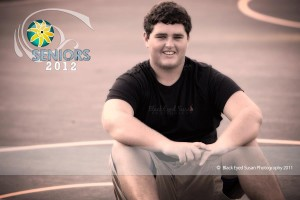 Kevin - Black Eyed Susan Photography 2012 Senior Representative