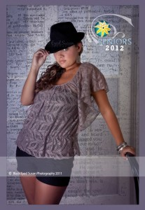 Stevie - Black Eyed Susan Photography Senior Representative Class of 2012