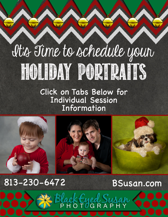 Holiday Portrait 2013-Black Eyed Susan Photography-Click